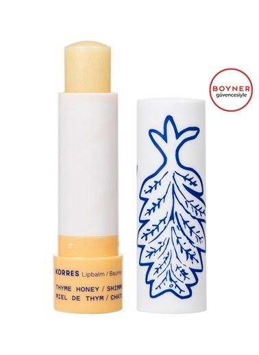 Korres Korres Honey Lip Balm 4,5 gr Renksiz